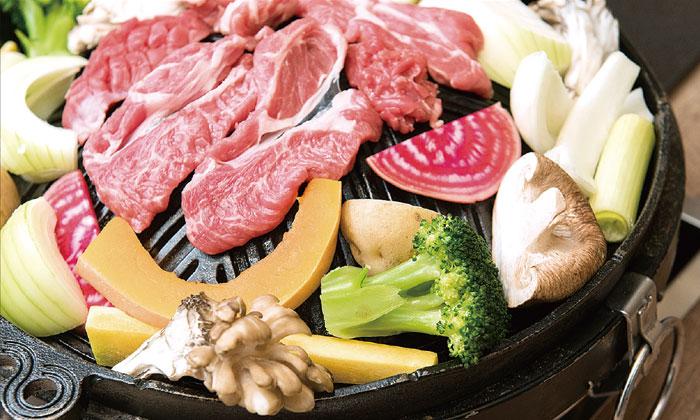 北海道産 羊・野菜 ふくすけ